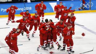 A pesar de las sanciones los atletas rusos que participaron en PyeongChang lograron 17 medallas, dos de ellas de oro incluida la del equipo de hockey masculino