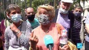 """2020-07-06 17:09 """"Je veux rentrer chez moi"""" : des milliers d'Algériens bloqués en France depuis 4 mois"""