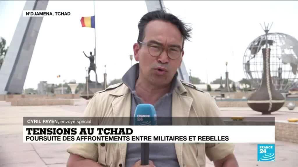 2021-04-30 14:12 Tensions au Tchad : mission de l'Union africaine à N'Djamena