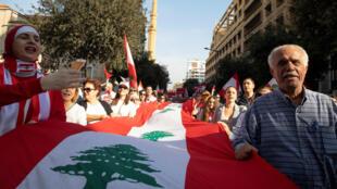 LIBANO_PROTESTAS_DIA_NACIONAL
