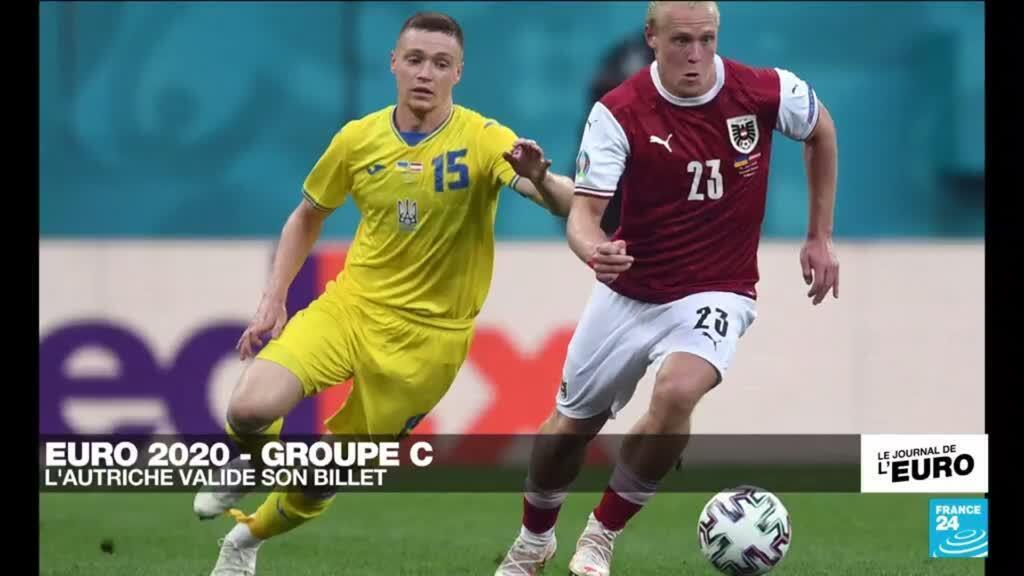 2021-06-21 23:52 Euro-2021 : l'Autriche valide son billet pour les huitièmes