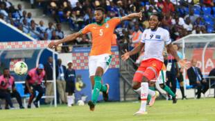 La Côte d'Ivoire et la RD Congo se sont séparé sur un nul logique (2-2).