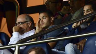 Hatem Ben Arfa, en difficulté depuis son arrivée au PSG.