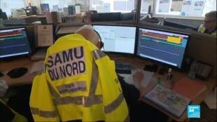 2020-03-15 23:09 Coronavirus en France : Le SAMU débordé par les appels