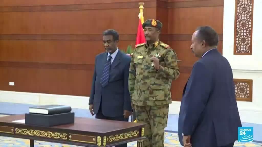 2021-09-21 19:05 Las fuerzas militares de Sudán frustraron un intento de golpe de Estado