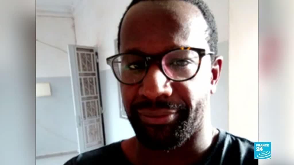 2021-05-05 19:08 El periodista francés Olivier Dubois fue secuestrado el pasado 8 de abril
