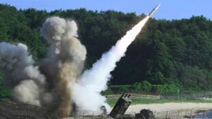 عملية إطلاق صاروخ عابر للقارات في 3/4 تموز/يوليو 2017