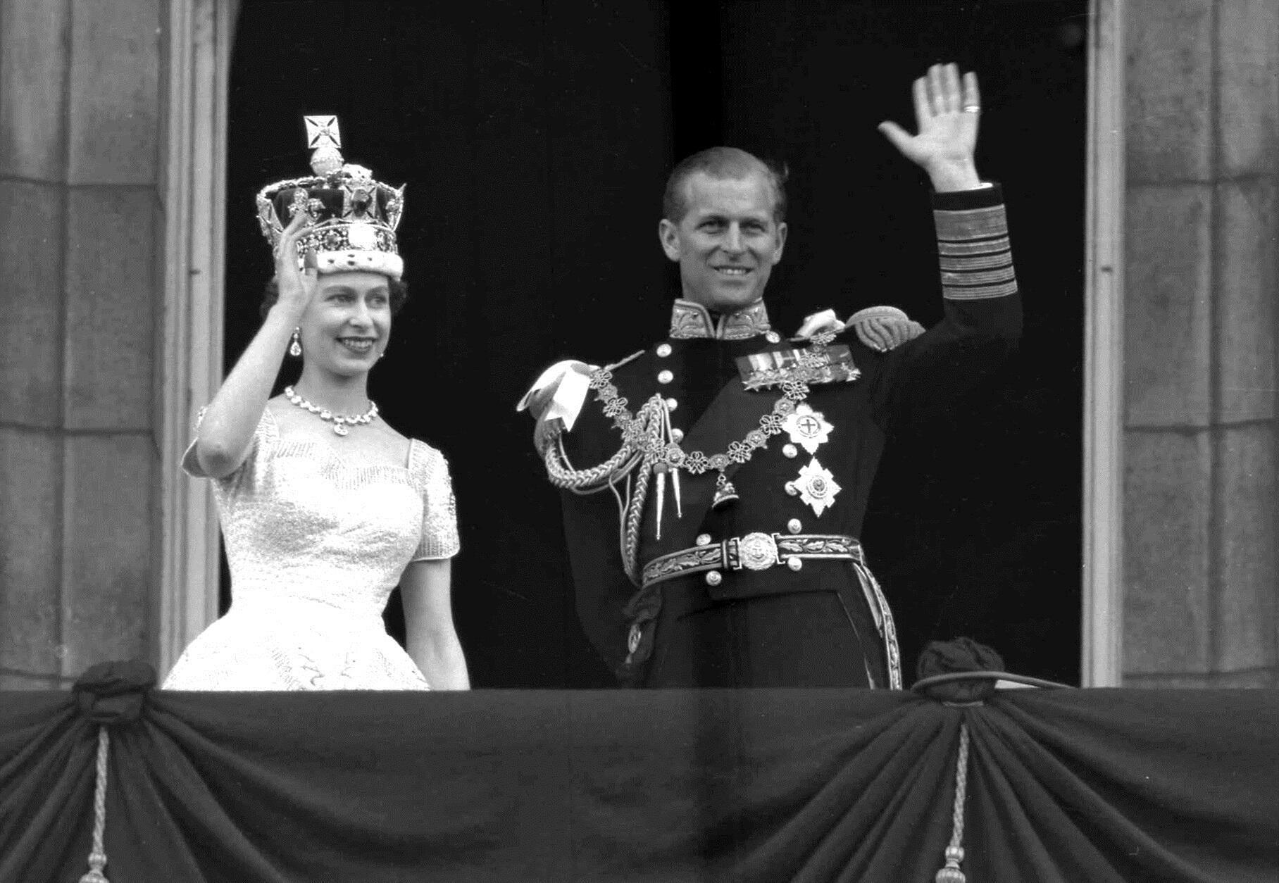 Philip Coronation