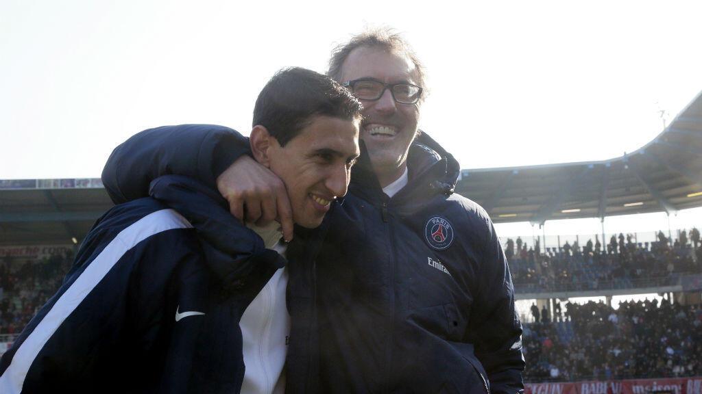 Le PSG a décroché son sixième titre de champion de France, le quatrième de rang.