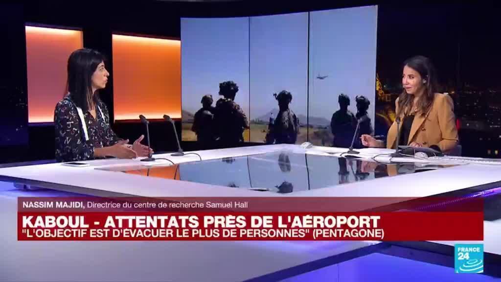 2021-08-26 21:34 Attentat à l'aéroport de Kaboul : Les Etats-Unis se préparent à de nouvelles attaques