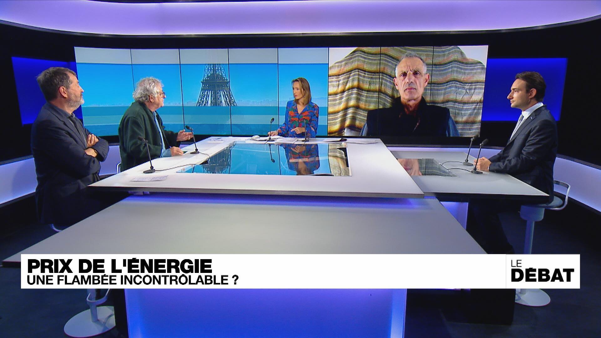 Le Débat de France 24 - mercredi 13 octobre 2021