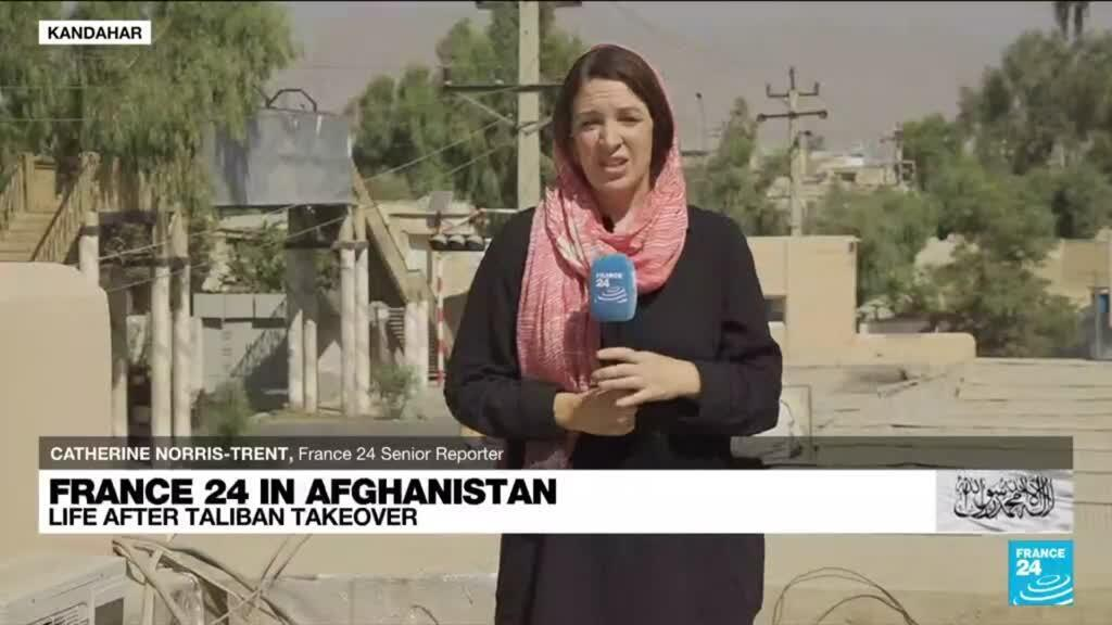 2021-10-06 08:02 Afghanistan Taliban stronghold of Kandahar happy with new government, some fearful