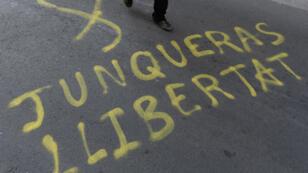 Oriol Junqueras a été arrêté début novembre peu après la déclaration d'indépendance du gouvernement catalan.