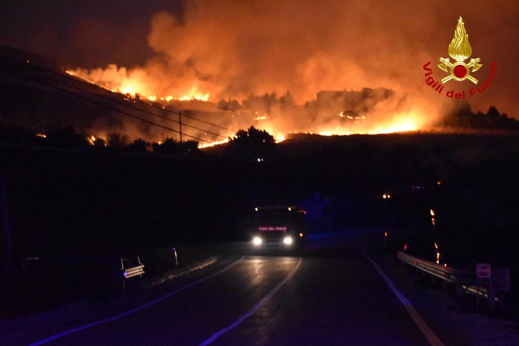 Οι περιφερειακές αρχές της Σικελίας κατέγραψαν την υψηλότερη θερμοκρασία στην Ευρώπη την Τετάρτη