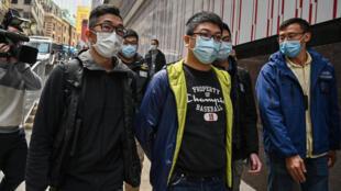Arresto Hong Kong