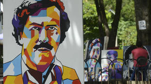 Dans sa ville natale de Medellin, la mémoire du narcotrafiquant Pablo Escobar reste vive.