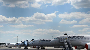 German airline giant Lufthansa says it will have to cut 22,000 jobs as the coronavirus pandemic decimates air travel