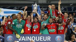 Le PSG s'est imposé dans les arrêts de jeu face à Angers.