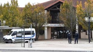 France Paris Conflans stabbing teacher