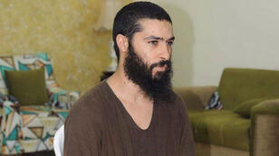 Photo non daté du jihadiste belge Tarik Jadaoun, à Bagdad.