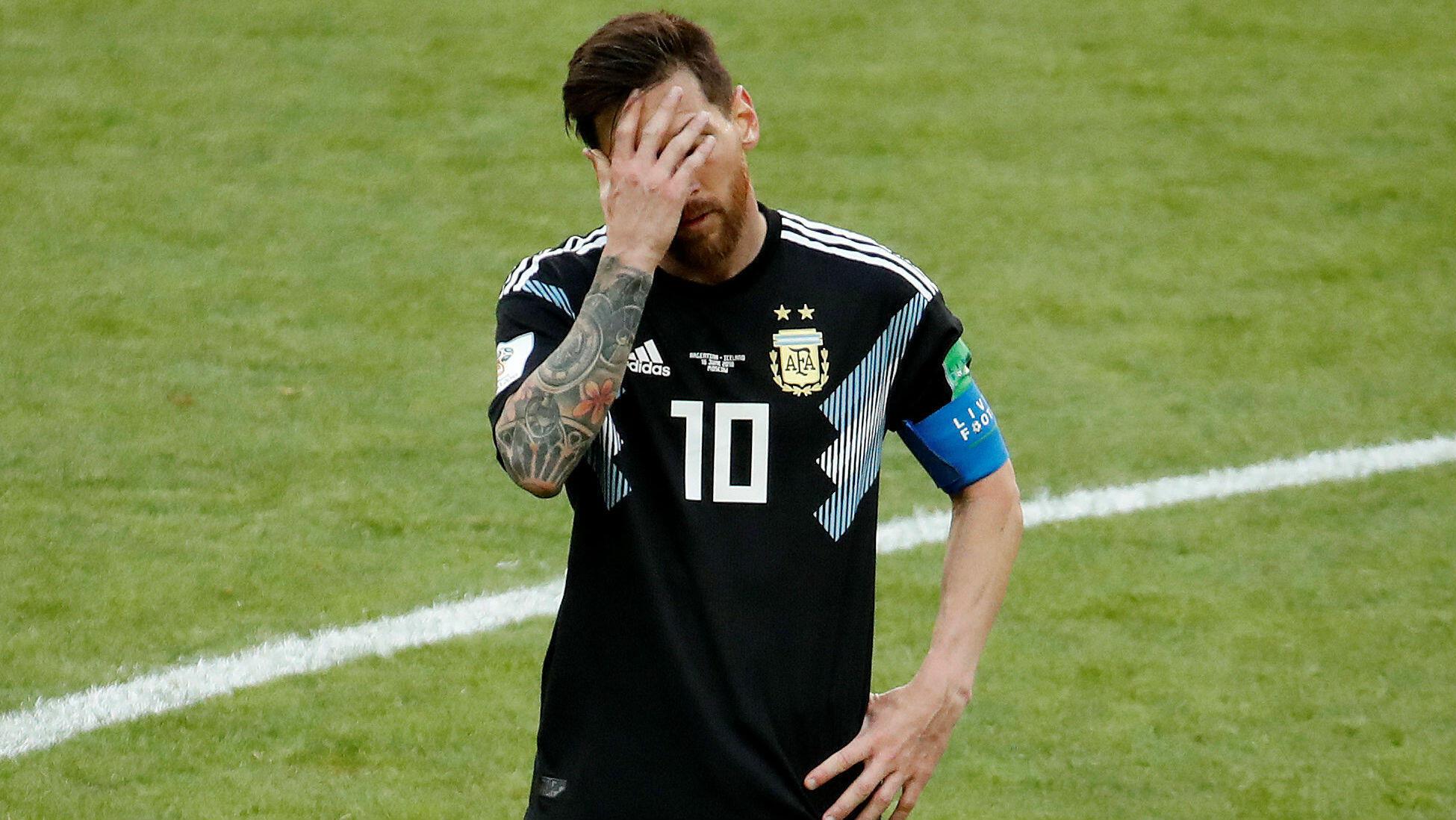 Argentina buscó la victoria hasta el último minuto, pero no lo logró.