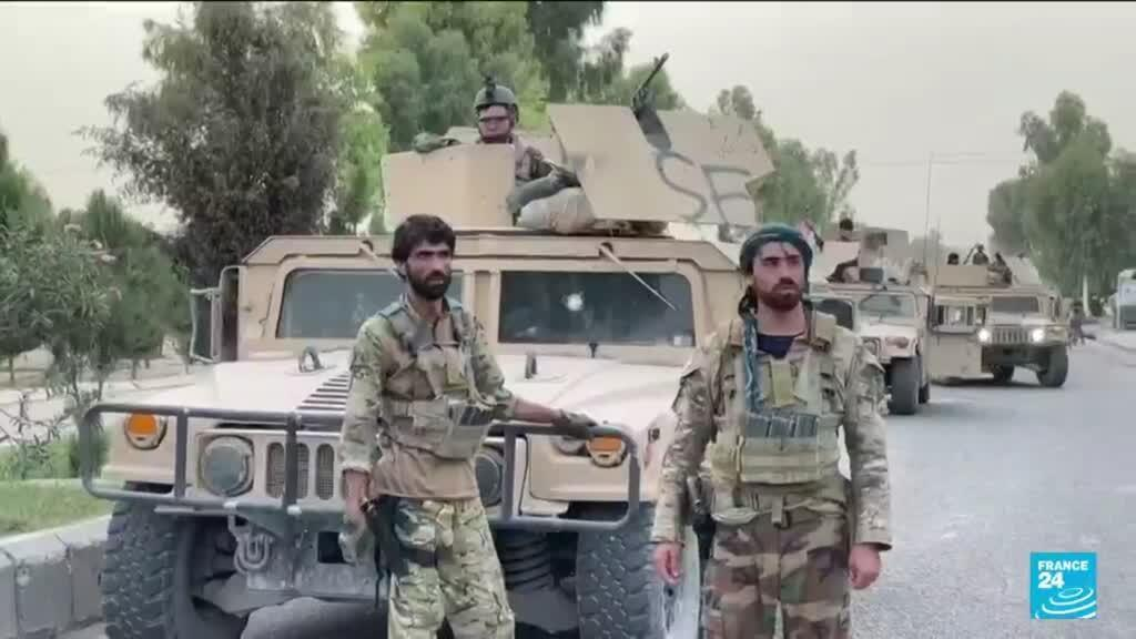 2021-07-15 11:03 Afghan Taliban seize border crossing with Pakistan in major advance