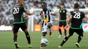 Les Congolais du TP Mazembe se sont imposés 4 à 1 face aux Algériens, dimanche 6 novembre à  Lubumbashi.