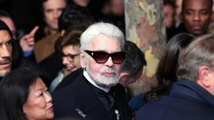 Designer Karl Lagerfeld was not just fashion's great survivor, he was also one of its most wicked wits
