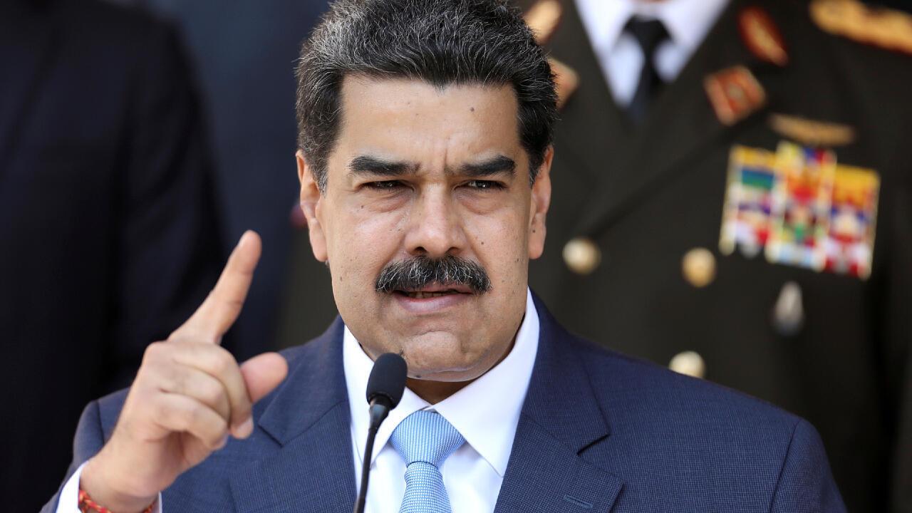 NicolasMaduro-Venezuela