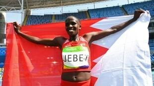 العداءة راث جيبيت تمنح البحرين ذهبيتها الأولى بعد إحراز المركز الأول في سباق 3 آلاف م موانع