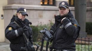 الشرطة النرويجية.