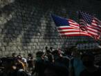 À Hong Kong, devant le consulat américain, des manifestants en appellent à Washington