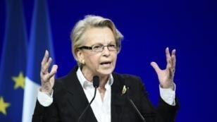"""Michèle Alliot-Marie ne juge pas """"équitable"""" la primaire organisée à droite pour la présidentielle 2017."""