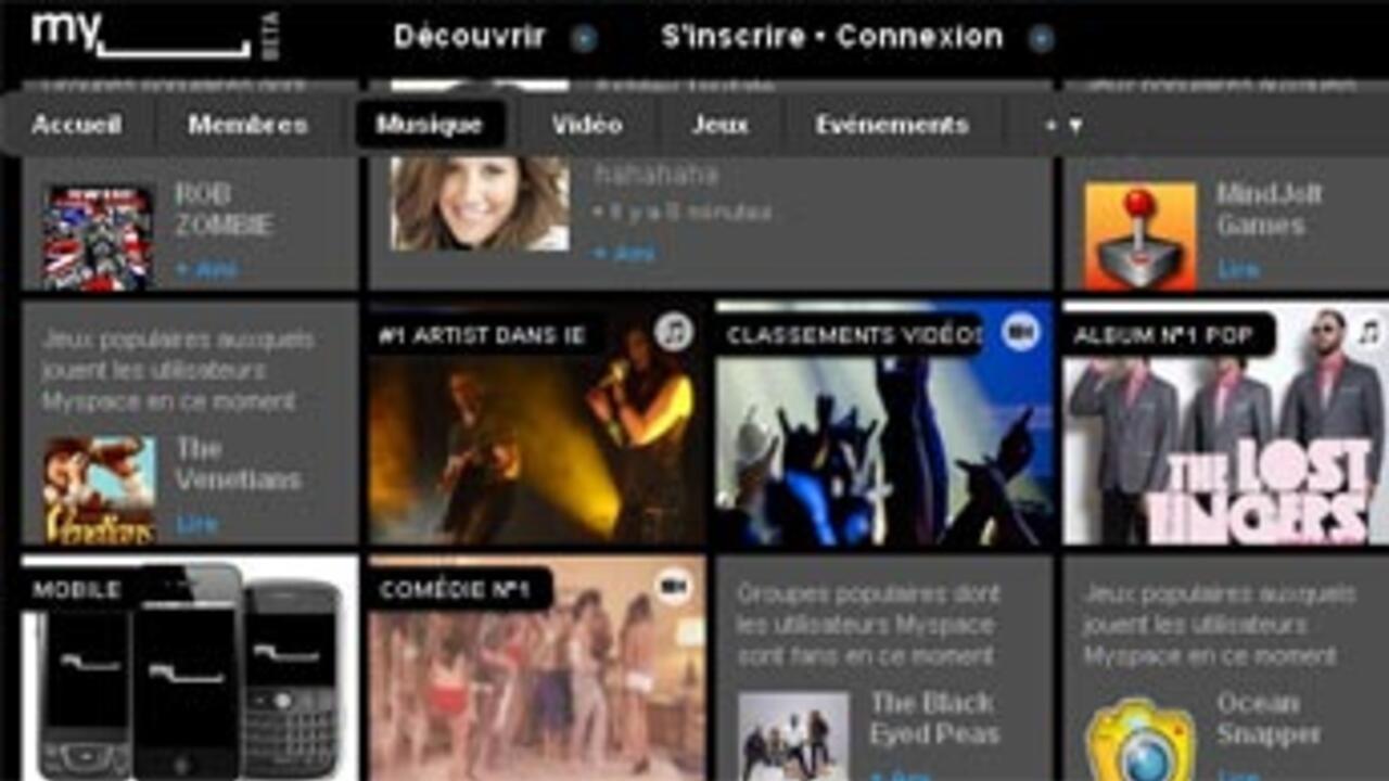 myspace site de rencontre)