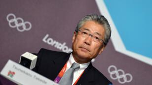 Le président du comité olympique japonais, Tsunekazu Takeda (archives).