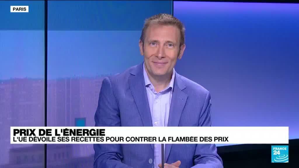2021-10-13 13:16 Énergie : l'UE dévoiler des pistes pour tenter de contrer l'envolée des prix