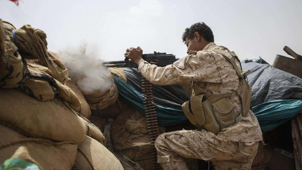 Dozens killed in northern Yemen as battle for strategic city of Marib flares