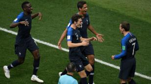 Vingt ans après 1998, la france a remporté sa deuxième coupe du monde, dimanche 15 juillet.