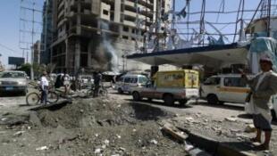 مخلفات الحرب في اليمن