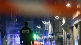 French police investigating the Christmas Market attack in Strasbourg (pictured December 2018) held a 32-year-old man for questioning, following the arrest of five members of the same family