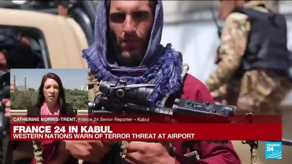 2021-08-26 15:05 Desperate Afghans cling to evacuation hopes as clock ticks