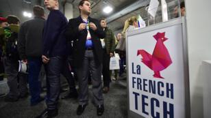 La French Tech était très représentée lors du CES, le salon technologique de Las Vegas.