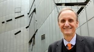 """Director of the Jewish Museum in Berlin Peter Schaefer (pictured August 2014) proposed his resignation """"to avoid further damage"""" to the museum"""