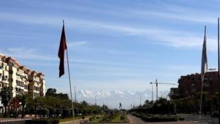 صورة أرشيفية لمدينة الرباط المغربية