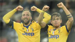 La Juventus Turin s'est qualifiée pour les quarts de finale de la Ligue des champions.