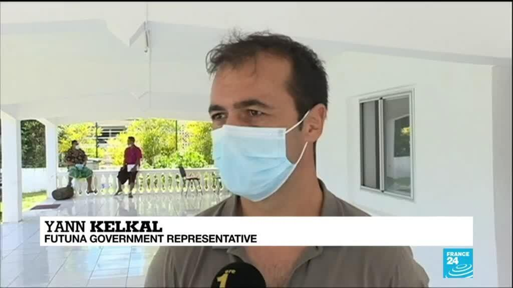 2021-03-09 16:07 New Caledonia into lockdown as infections emerge