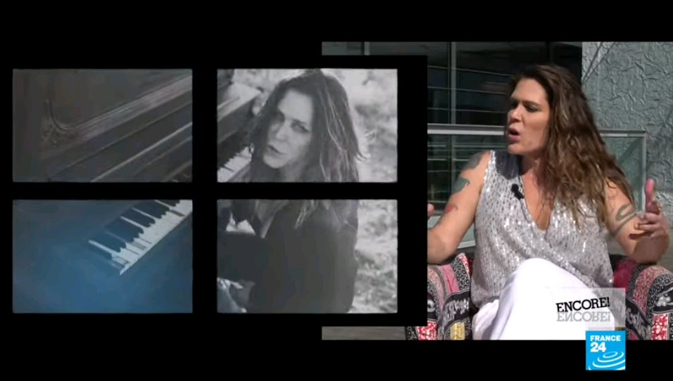 FRANCE 24's Encore talks to singer Beth Hart.