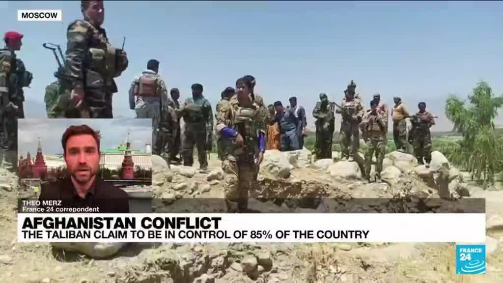 2021-07-09 13:01 Biden sets August 31 Afghan exit deadline as Taliban surround city