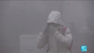 2020-01-17 15:13 Anger mounts over heavy pollution in major Balkan cities