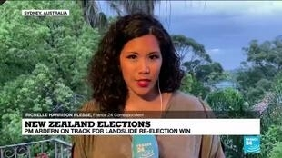 2020-10-17 10:06 New Zealand PM Ardern expected to boost leadership on elections after handling of Covid-19 pandemic